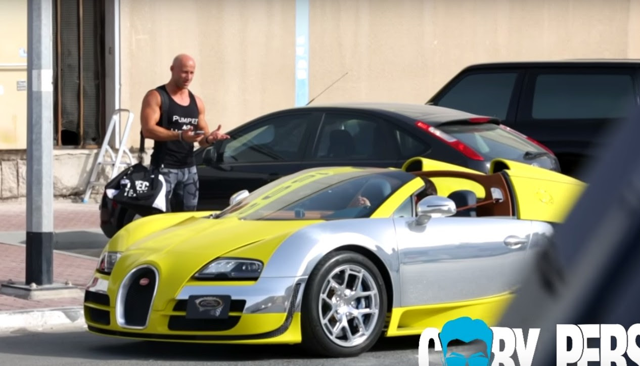 What if your next Uber driver picked you up in a Bugatti?