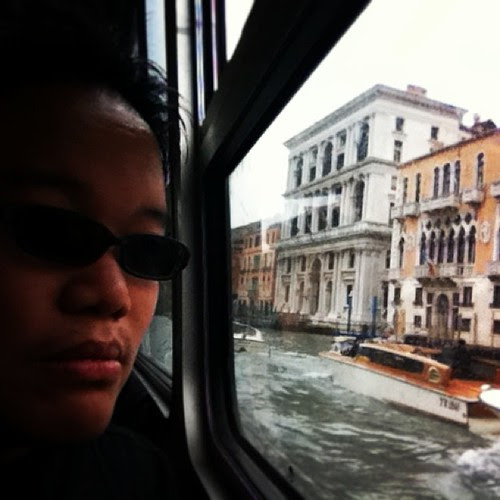 Arrived at Venice