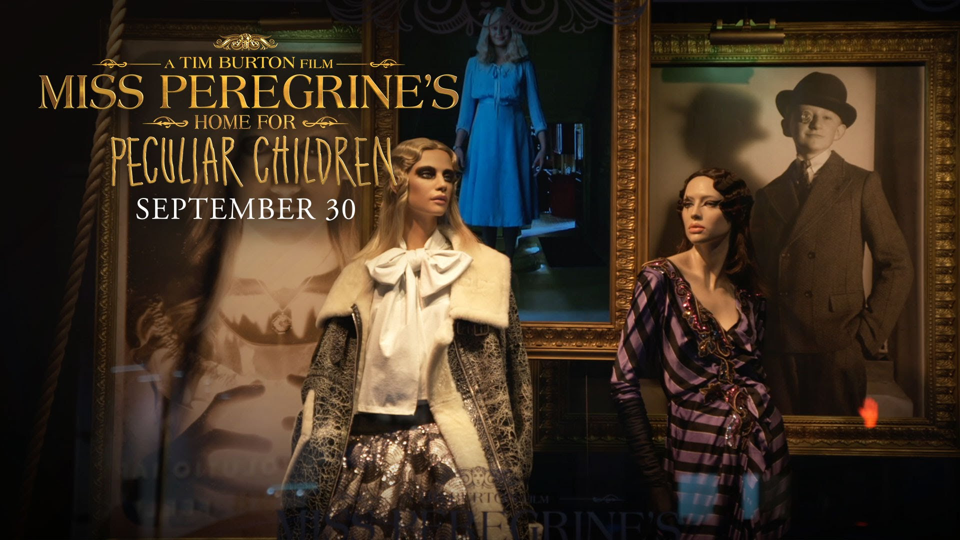 Miss Peregrine S Home For Peculiar Children Exclusive Marc