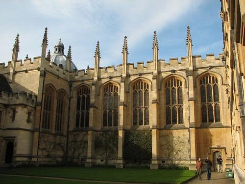 All Souls' Chapel exterior