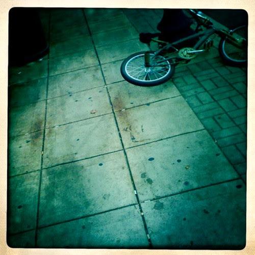 Sad Little Bike