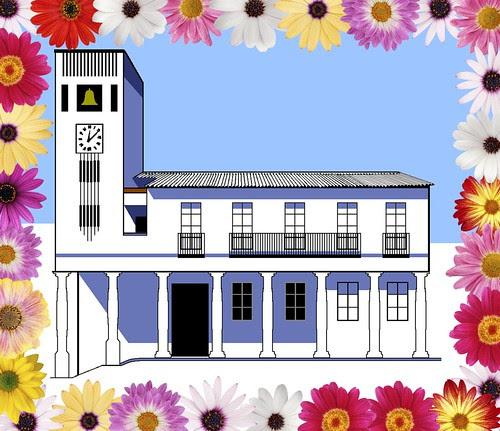 nuevo ayuntamiento de Bargas