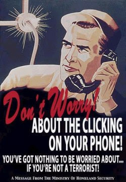 About That Clicking on Your Phone