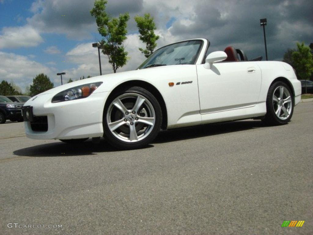 Grand Prix White 2008 Honda S2000 Roadster Exterior Photo #48067634 ...
