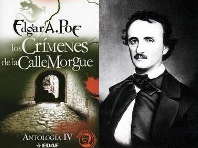 Los crimenes de la calle Morgue. Edgar Allan Poe.