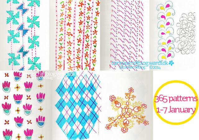 Week 1 - 365 patterns