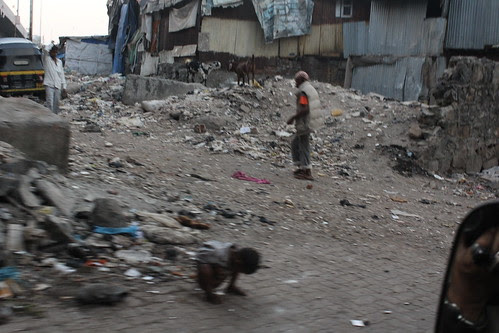 Mostly Where Muslims Live In Slums Even Angels Keep Away From The Area by firoze shakir photographerno1