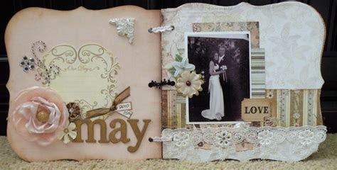 Scrappy Stuff: Wedding Scrapbook Album