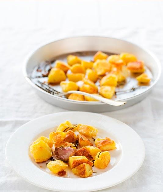 Menta e liquirizia le patate arrosto di rossella - La cucina di rossella ...