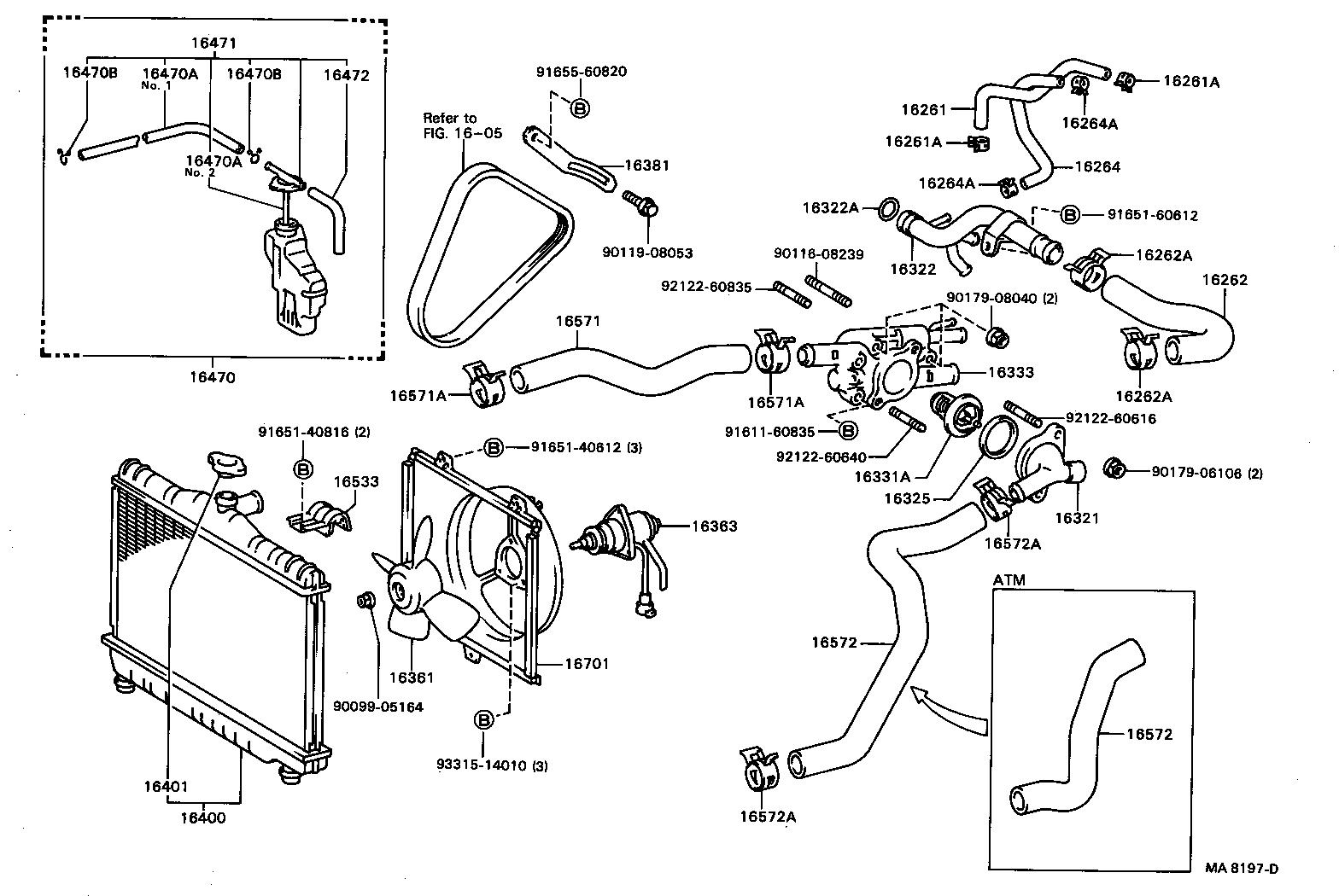 34 Toyota Corolla Parts Diagram Download