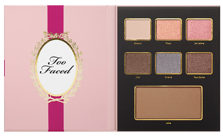 Too Faced Christmas in Paris for Holiday 2015