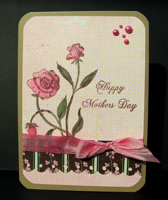 Roses inpsired by Tina & Martha