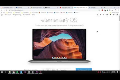 Video : Cara Download Elementary OS Juno GRATIS!!!