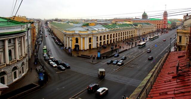 17+ Nevsky Prospect Pics
