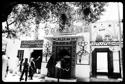 The Dargah Of Meeran Sab Taragadh Ajmer by firoze shakir photographerno1