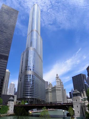 7.12.2009 Chicago (10) Trump Tower