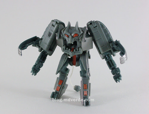 Transformers Ejector RotF Scout - modo robot