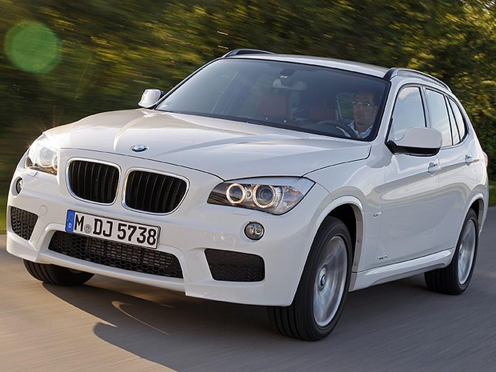 BMW X1 (Foto: Divulgação)