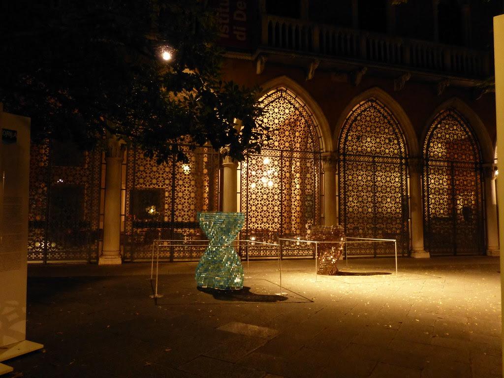 Garden of Palazzo Franchetti, Venezia