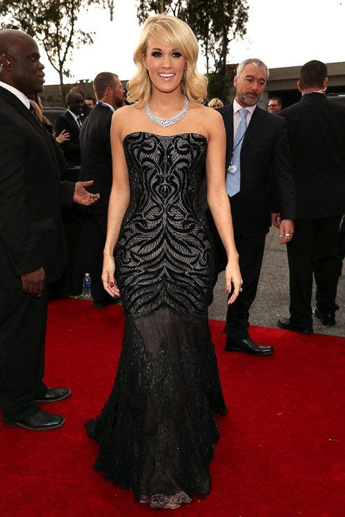 2013 Grammy Awards, Carrie Underwood