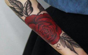 Tatuajes De Rosas Para Mujer Archivos Beauty And Fashion Ideas