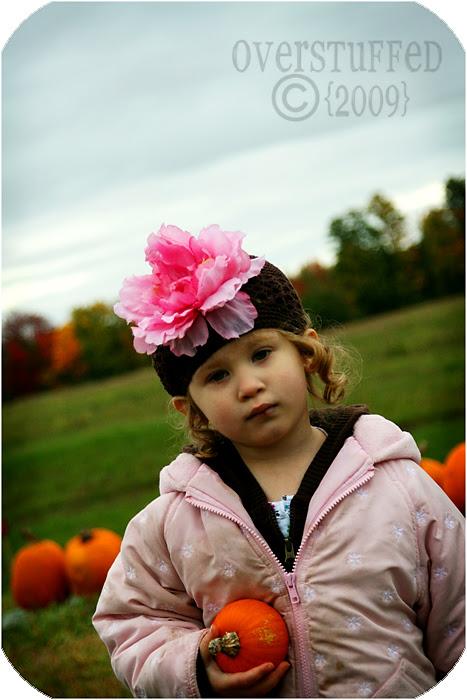 Sophia in Autumn