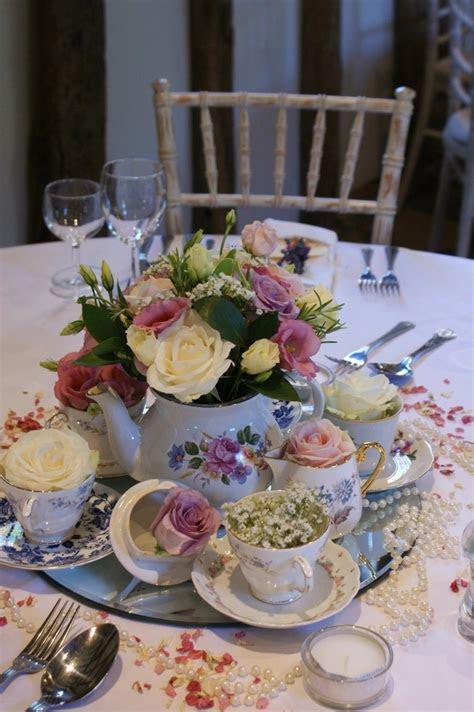 the teacup arrangement you liked x    Lets get crafty! in