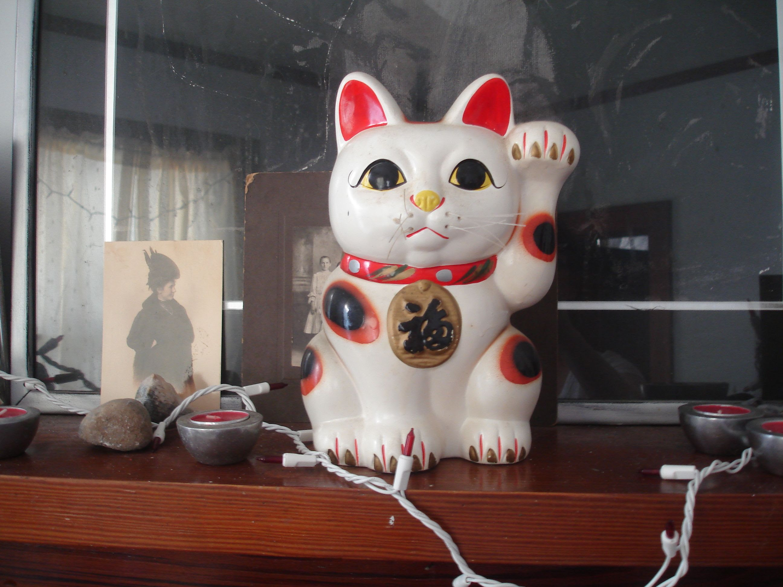 Cat cookie jars