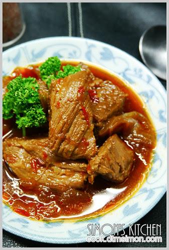 辣豆瓣燒牛肉05