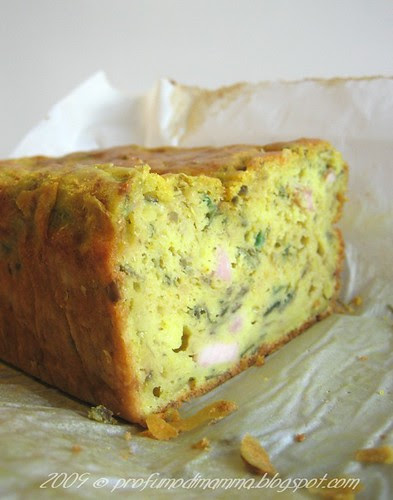 Cake di Carciofi
