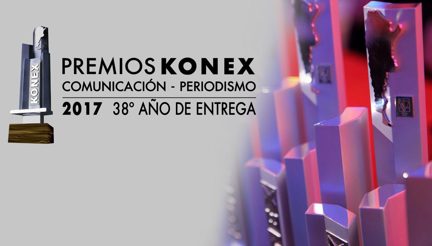 Premios Konex 2017: Comunicación - Periodismo. Ya se conocen los 100 premiados