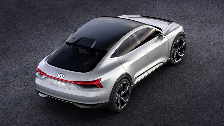 Audi will include solar roofs on its electric cars