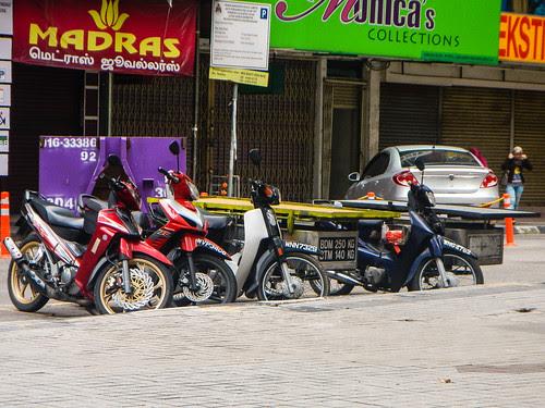 Malaysian Sidecar