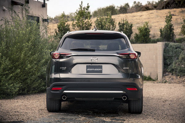 2017 Mazda CX-9 - Picture 656348 | car review @ Top Speed