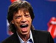 Mick Jagger, 68 anni