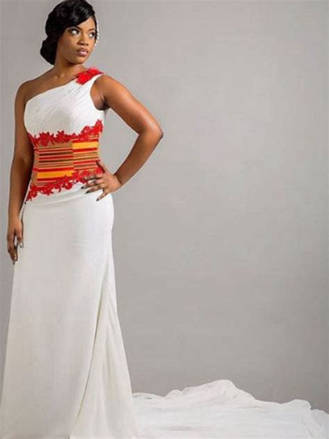 Cheap South Africa Traditional Wedding Dresses   Vividress