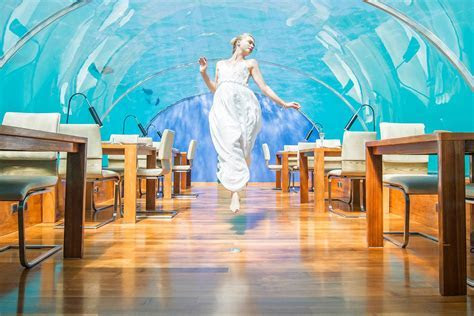 Where to Get Married Underwater