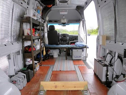 Bradley S Blog Expedite Trucking Sleeper Diy Pictures