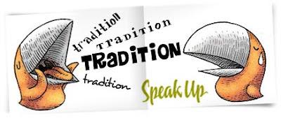Speak Up-December-Tradition