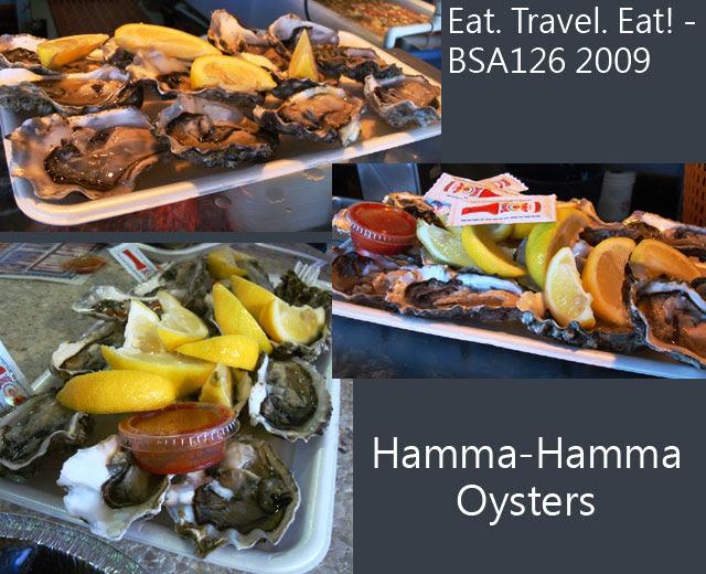 Hamma-Hamma-Oysters