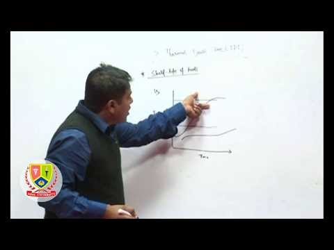 Thermal Processing of Food | Agricultural Engineering