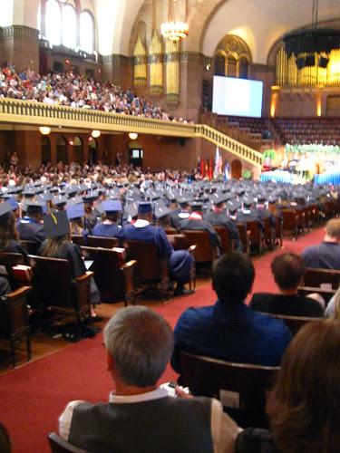 Moody Graduation