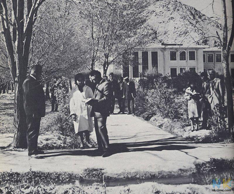Galeria de fotos do Afeganistão dos anos 50 e 60 01
