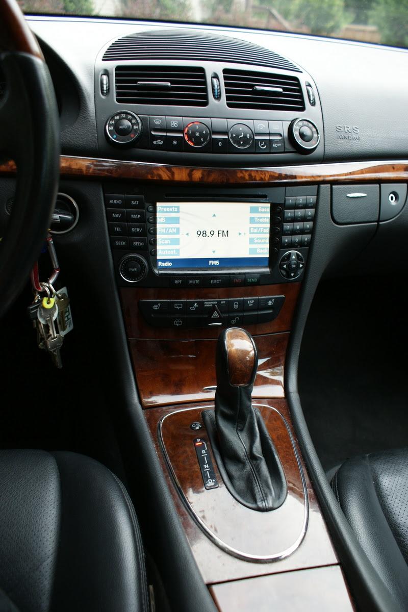 2004 Mercedes-Benz E-Class - Interior Pictures - CarGurus