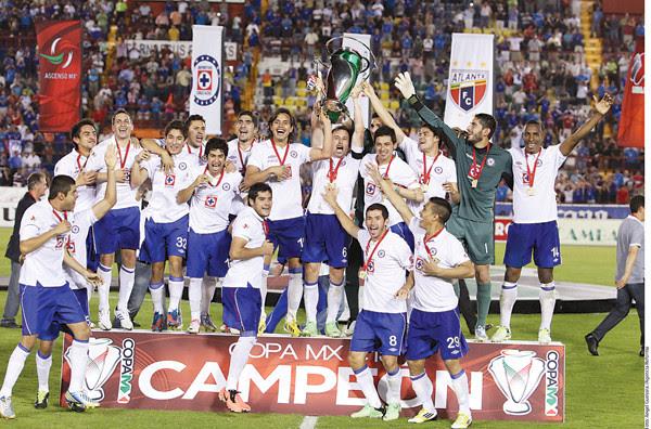 Cruz Azul Campeão