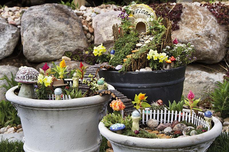4 Ways To Create Your Own Miniature Garden | Verve ...