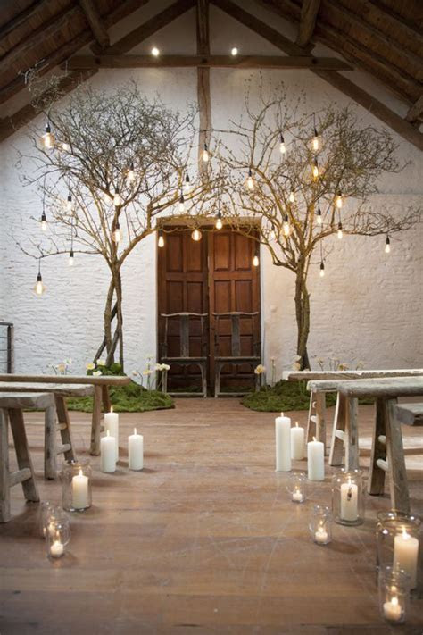 17  best ideas about Winter Wedding Ceremonies on