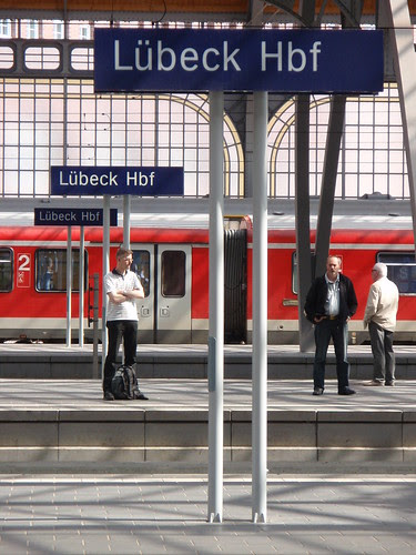 Lübeck HBF