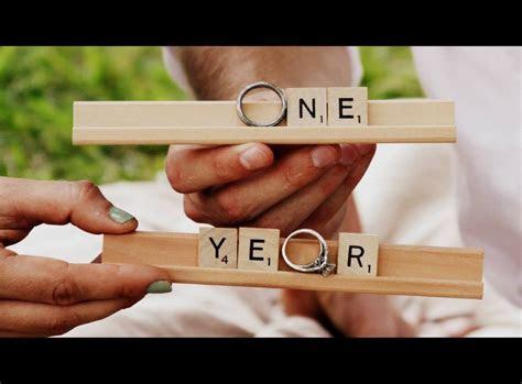 Ideas To Celebrate 1st Wedding Anniversary