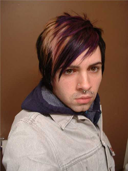 15 Best Emo Hairstyles for Men   The Best Mens Hairstyles ...